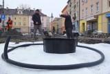 Zobacz niezwykły system na Małym Rynku w Opolu [wideo]
