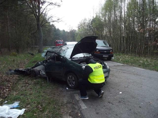 W wypadku w Klamrach, do którego doszło w kwietniu tego roku zginęło 7 nastolatków