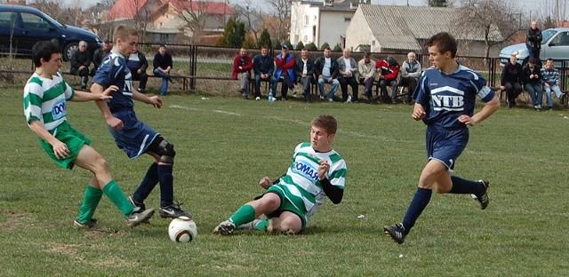 LKS Plon Kleczany - KP Zabajka