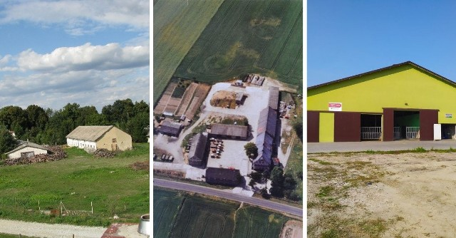 W galerii znajdziesz gospodarstwa rolne, za które ich właściciele chcieliby dostać miliony złotych. Są tu ogłoszenia m.in. z województw - warmińsko-mazurskiego, - zachodniopomorskiego, - łódzkie, - lubuskiego,- dolnośląskiego,- wielkopolskiego,- śląskiego,- małopolskiego- lubelskiego.