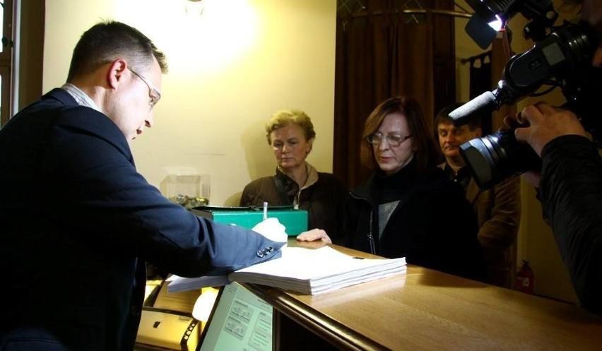 Mieszkańcy Ponikwody złożyli obywatelski projekt uchwały w sprawie zagospodarowania działek.