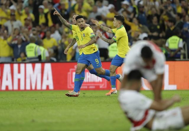 Brazylia - Peru 2:1
