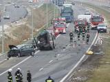 Tragiczny wypadek na S8 w Starym Krzewie. Białoruski kierowca TIR-a skazany (zdjęcia, wideo)
