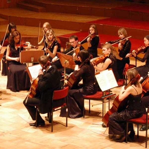 Orkiestry Akademii Beethovenowskiej koncertowała w Filharmonii Rzeszowskiej 9 lutego.