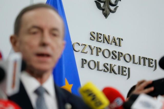 Zabójstwo Pawła Adamowicza. Senacka komisja kieruje pytania do prokuratora generalnego