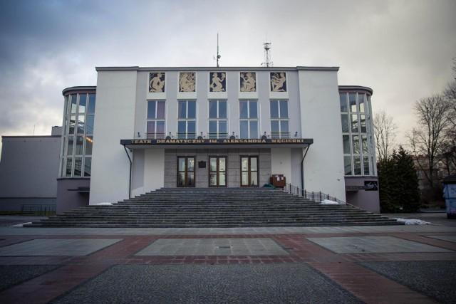 Teatr Dramatyczny im. A. Węgierki w Białymstoku.