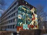 Kraków. Konkurs na mural na 100-lecie Akademii Górniczo-Hutniczej rozstrzygnięty