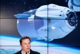 Transmisja na żywo. Start rakiety Falcon 9 Dragon 27 maja: Elon Musk tworzy historię kosmosu. Robert Behnken i Douglas Hurley lecą na ISS