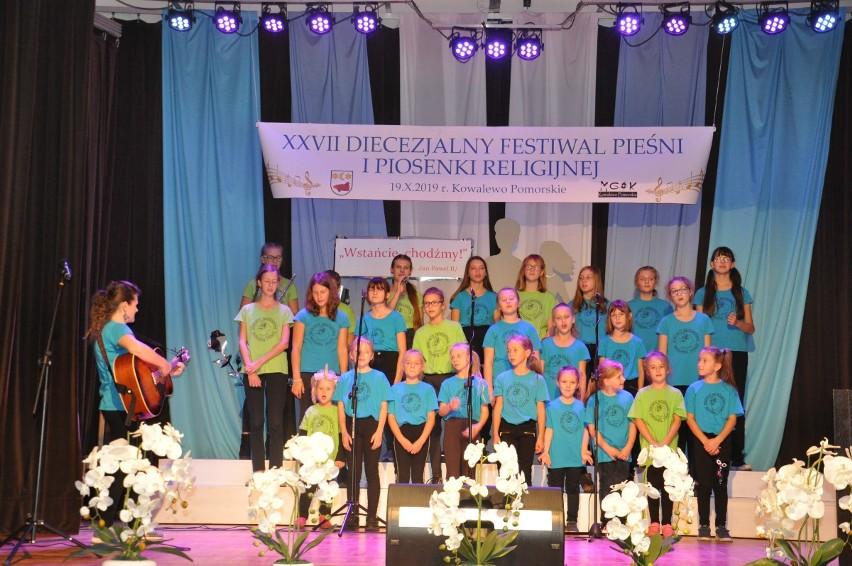 XXVII Diecezjalny Festiwal Pieśni i Piosenki Religijnej w...