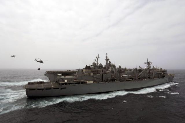Okręt USS Boxer