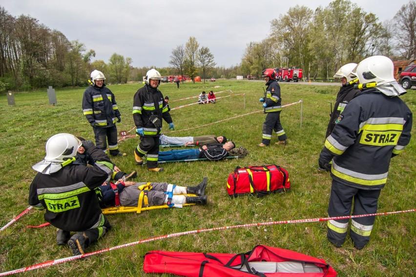 W katastrofie poszkodowanych zostało kilkanaście osób. Tak...