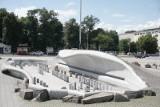 W Łodzi włączają fontanny, choć miały być zamknięte z powodu epidemii. Zobacz, gdzie już szumi woda...