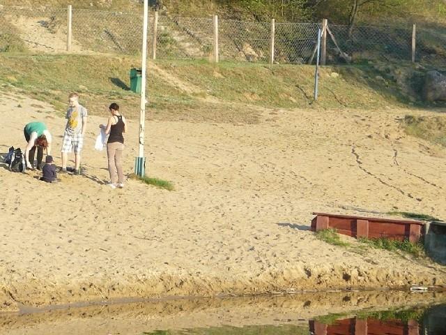 Plażą w Nowogrodzie nadal opiekuje się gmina - wiejska Golub-Dobrzyń