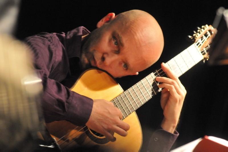 Gitarowe TangaTango w KawonieFOT. PAWEL JANCZARUK / GAZETA LUBUSKA