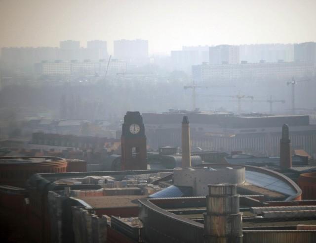Czy 16 marca w Poznaniu jest smog?