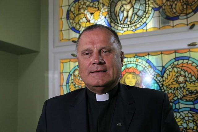 Antoni Dębiński, rektor Katolickiego Uniwersytetu w Łodzi. Wygłosił wykład dla adwokatów w Okręgowej Radzie Adwokackiej
