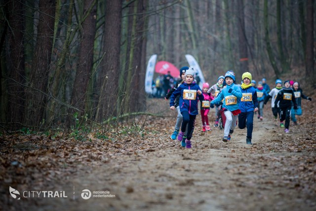 City Trail Trójmiasto to cykl zawodów dla biegaczy w każdym wieku