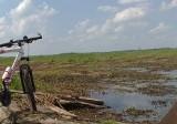 Łapy-Dębowina: Mieszkańcy muszą płynąć do swoich łąk