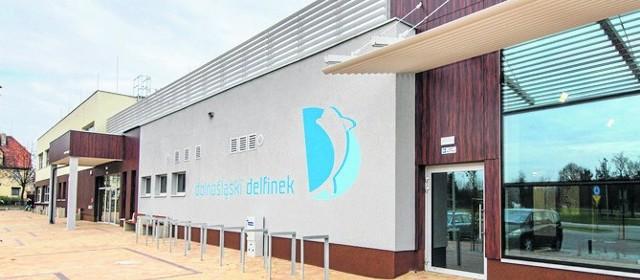 Pływalnię Delfinek otwarto m.in. w Kątach Wrocławskich