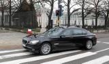 Napierki: Wypadek z udziałem rządowej limuzyny SOP. Podróżował nią wicepremier Jarosław Gowin