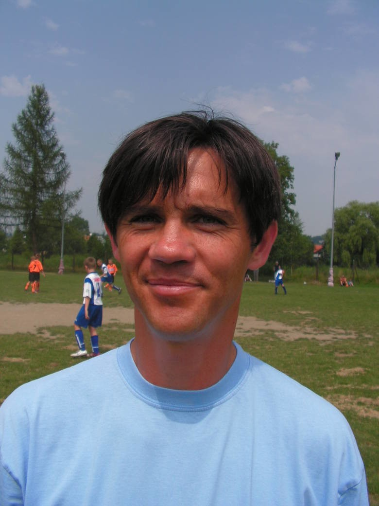 Trener Sandecji: kwiecień 2005 - czerwiec 2006
