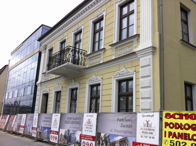 Apartamenty Sienkiewicza w BiałymstokuApartamenty Sienkiewicza w Białymstoku to przykład prestiżowej inwestycji firmy Yuniversal Podlaski.