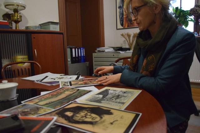 Marta Tatiana Małkus przez sześć lat była Dyrektorem Muzeum Ziemi Wschowskiej.