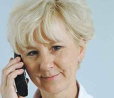 Jolanta Jankowska, specjalistka do spraw prawnych i skarg z Państwowej Inspekcji Pracy w Zielonej Górze