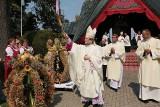 Tysiące ludzi na diecezjalnych dożynkach w Rokitnie (wideo)
