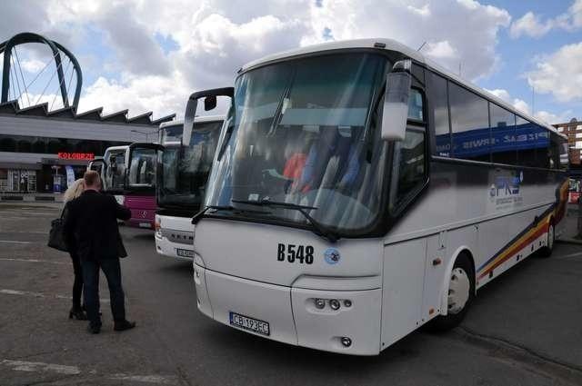 Nowoczesne autobusy będą obsługiwały trasy dalekobieżne i międzynarodowe