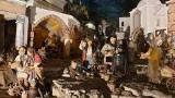 Kalwaria Zebrzydowska. To najpiękniejsza szopka bożonarodzeniowa w Polsce [ZDJĘCIA]