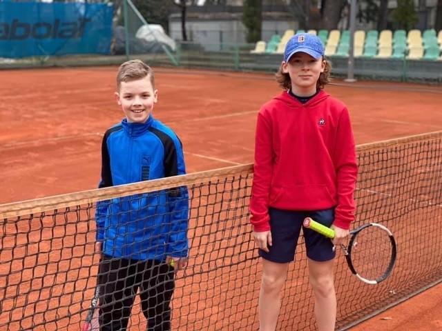 Coraz więcej sukcesów odnoszą tenisiści Top Tennis Player Gorzów.