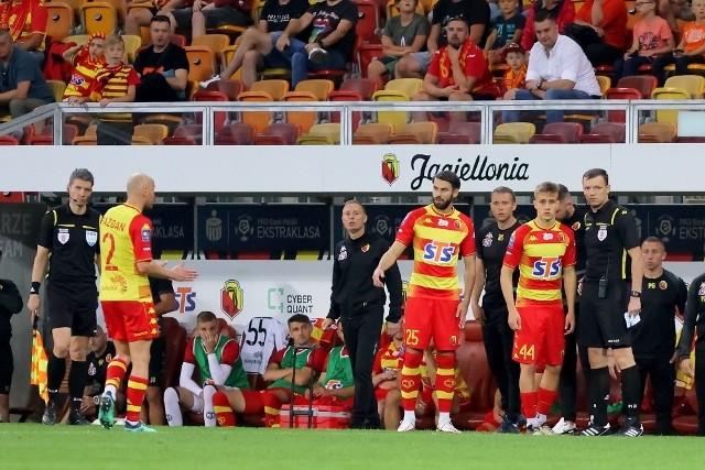 W składzie Jagi na mecz z Lechią mają być zmiany w porównaniu z występem w Płocku