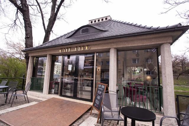 Cafe Berg nad fosą we Wrocławiu już otwarta