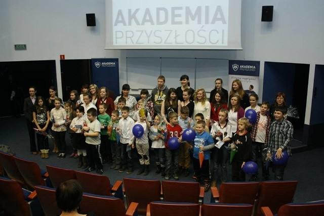 Tak wyglądała ubiegłoroczna inauguracja Akademii Przyszłości. Kolejna już 25 października.