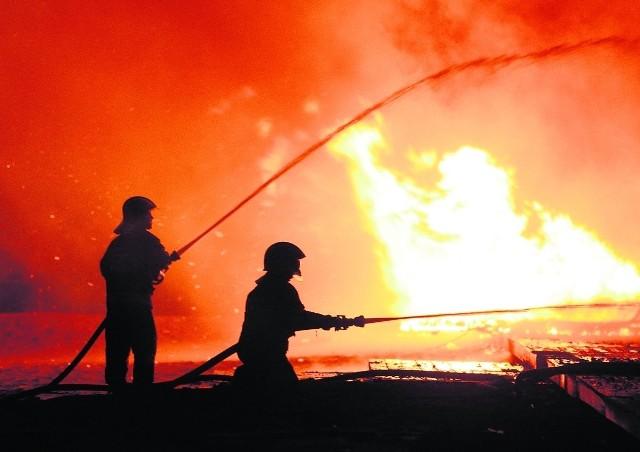 Wielkopolscy strażacy podsumowali 2013 rok: Interwencje co 18 minut