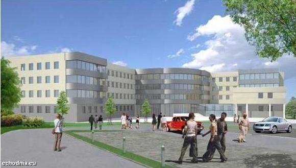 Tak ma wyglądać siedziba Starostwa Powiatowego w Kielcach o którą toczą się boje