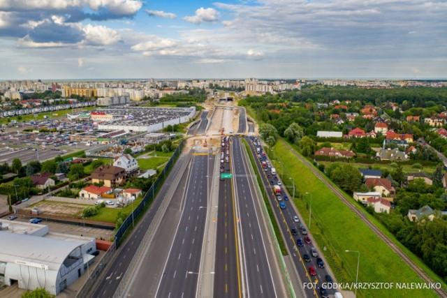 Warszawa, Ursynów: Tunel na S2 prawie gotowy. Kiedy otwarcie trasy?