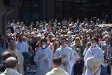 Boże Ciało w Gdyni. Największa procesja w mieście przeszła ulicami Gdyni ZDJĘCIA