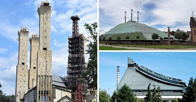 Skocznia narciarska, ufo, elewator. Zobaczcie najdziwniejsze kościoły na Śląsku. Takie projekty powstawały w PRL, ale nie tylko. ZOBACZCIE NAJDZIWNIEJSZE KOŚCIOŁY. KLIKNIJ  W KOLEJNE ZDJĘCIE