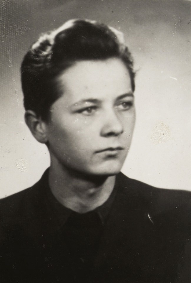 Roman Bentke - lat 18, uczeń klasy I W 2-letniego Technikum...
