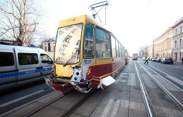 W tragicznym wypadku na Piotrkowskiej zginęły trzy kobiety, które przechodziły przez jezdnię na przejściu dla pieszych