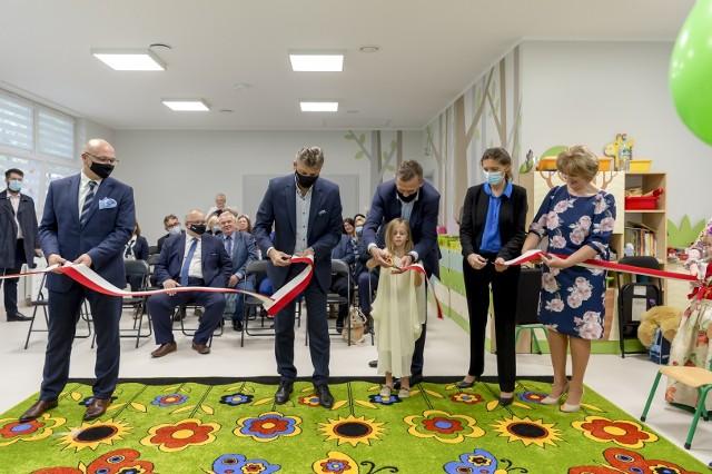 Przedszkole w Bytomiu-Karbiu zostało rozbudowane. Nowy budynek będzie teraz służył dzieciom. Zobacz zdjęcia >>>