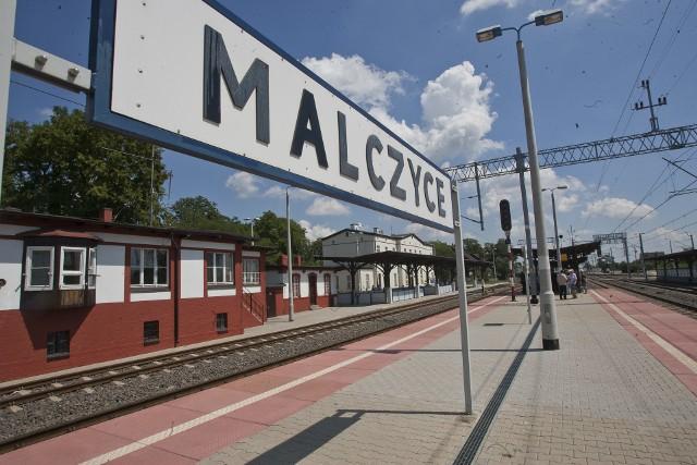 Na liście inwestycji opublikowanej przez PKP znalazł się m.in. remont dworca w Malczycach na linii Wrocław - Legnica