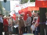 Długi weekend majowy w Łodzi tym razem bez pochodów i hucznych uroczystości. Epidemia zmieniła program obchodów świąt