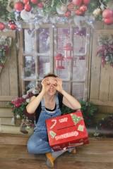 Kijewo Królewskie. W domu kultury zapraszają na świąteczne sesje fotograficzne. Te rodziny już wzięły udział