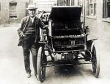 Pierwsze auta elektryczne pojawiły się na długo przed Teslą. Jednym z pionierów elektryfikacji był Porsche