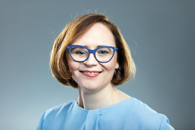 Anna Apel, szefowa Fundacji Na Ratunek dzieciom z Chorobą Nowotworową