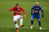 Wisła Kraków. Żan Medved zagrał przeciwko Hiszpanii na młodzieżowych mistrzostwach Europy