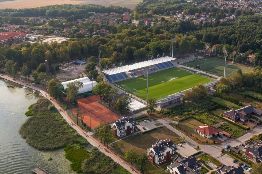 Ładne i nowoczesne stadiony nie są domeną wyłącznie klubów...